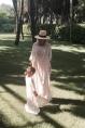 Jen's Pirate Booty Romantic Mykonos Kaftan für Mami & Little Romantic French Kaftan klein 'Tilda